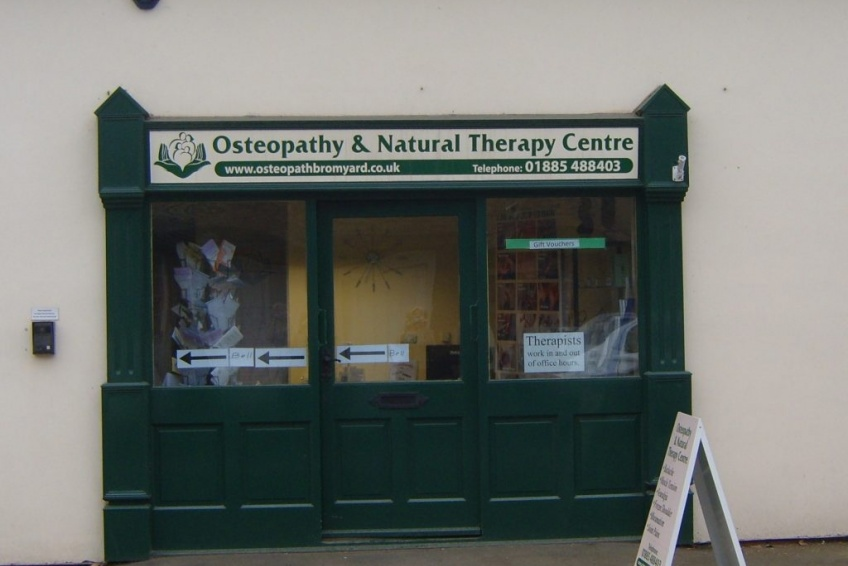 Hypnotherapy Bromyard -